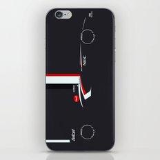 C32 iPhone & iPod Skin