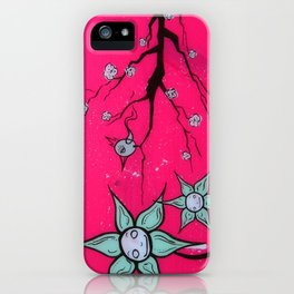 Wistful Desires iPhone Case