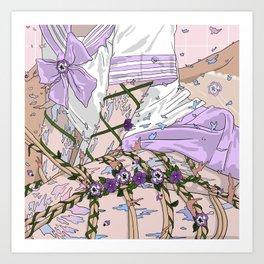 """Nectar"" Art Print"