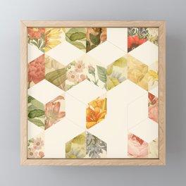 Keziah - Flowers Framed Mini Art Print