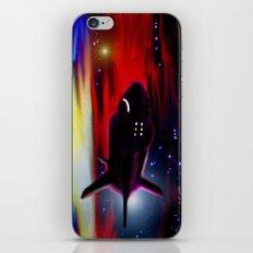 Space Ark iPhone & iPod Skin