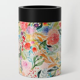 Flower Joy Can Cooler