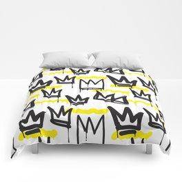 Graffiti illustration 04 Comforters