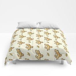 ginger root power Comforters