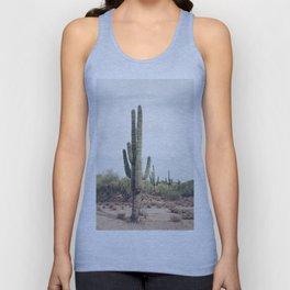 Desert Cactus Unisex Tank Top