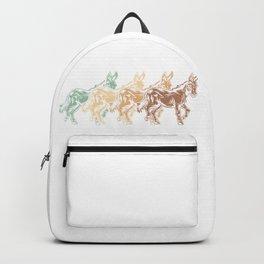 Donkey Gift Idea Backpack
