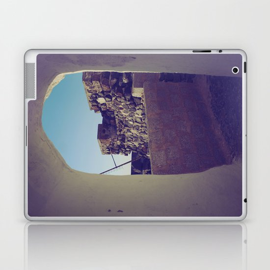 Santorini Walkway IV Laptop & iPad Skin