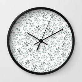 Ramitas pattern Wall Clock
