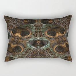 The Hybrid Hive Rectangular Pillow
