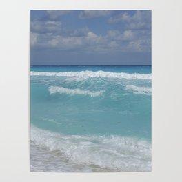 Carribean sea 3 Poster