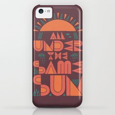 All Under the Same Sun Slim Case iPhone 5c