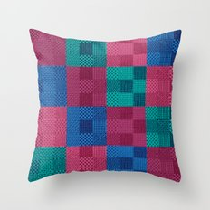 Patch Throw Pillow