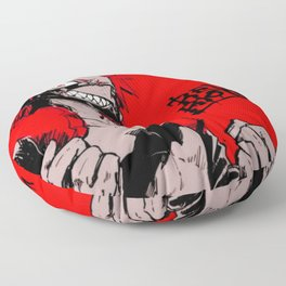 RED RIOT / KIRISHIMA EIJIRO - MY HERO ACADEMIA Floor Pillow
