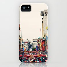 San Francisco China Town Slim Case iPhone (5, 5s)