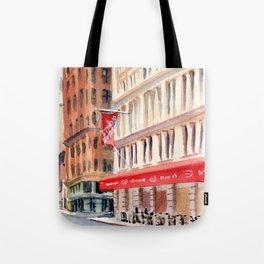 The Strand II Tote Bag
