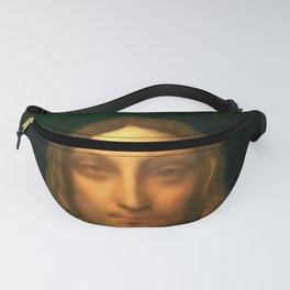 """Leonardo da Vinci """"Salvator Mundi"""" Fanny Pack"""
