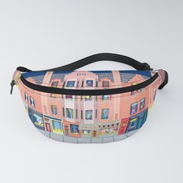 Shop and Flats Fanny Pack