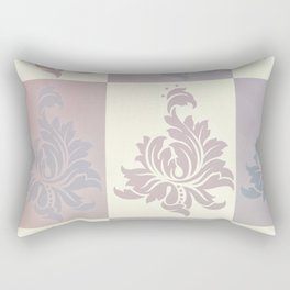 .floral. Rectangular Pillow