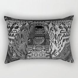 The King's Burial Chamber Rectangular Pillow