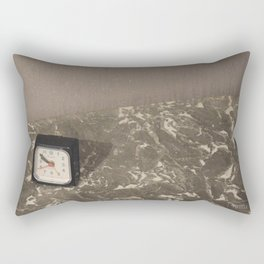 Comme le temps passe... Rectangular Pillow