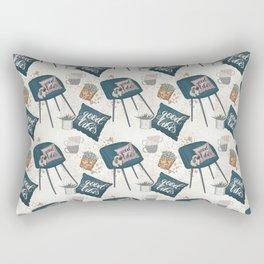 Hygge Pattern Rectangular Pillow