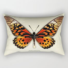 Butterfly14_Papilio Antimachus • male1 Rectangular Pillow