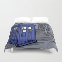 PaperWho Duvet Cover