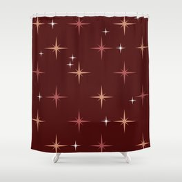 Kerinci Shower Curtain