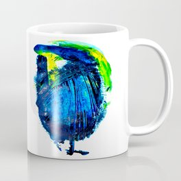 The sky is always more blue Coffee Mug