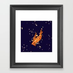 Lighten Up Framed Art Print