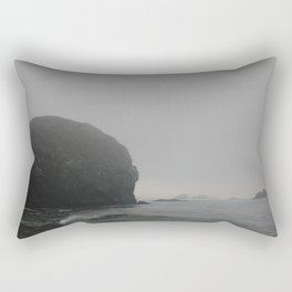 Ominous Tides Rectangular Pillow
