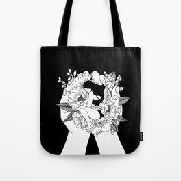 Natural Woman Tote Bag