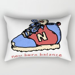 Newborn Balance Rectangular Pillow