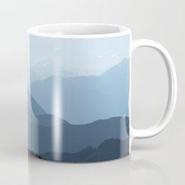 Andes mountains. Coffee Mug