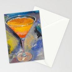 Mango Martini Stationery Cards