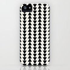 BLACK & WHITE ARROWS Slim Case iPhone (5, 5s)