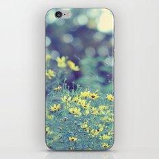Dreamy days iPhone & iPod Skin