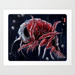 Hyperia Art Print