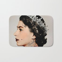 Rebel Queen Bath Mat