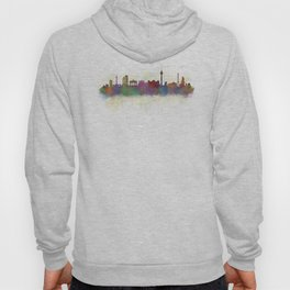 Berlin City Skyline HQ5 Hoody