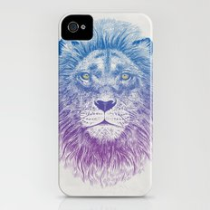 Face of a Lion iPhone (4, 4s) Slim Case
