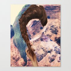 Haircut 9 Canvas Print