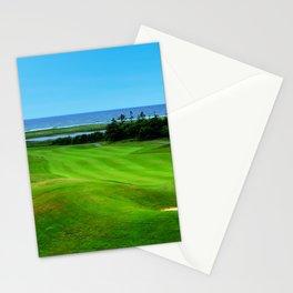 PEI Canada Oceanview Landscape   Nadia Bonello Stationery Cards