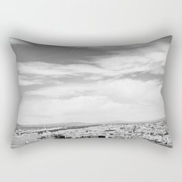 Budapest from the hill Rectangular Pillow