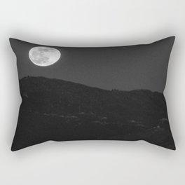 Moonrise, UC Santa Barbara Rectangular Pillow