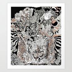 Next of Kin Art Print