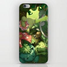 Solar Beam iPhone & iPod Skin