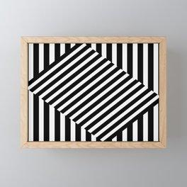 Fixed Framed Mini Art Print