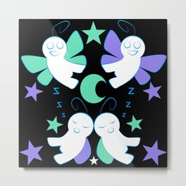 Night fairy!sups Metal Print