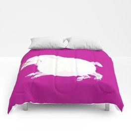 Fat Unicorn Comforters